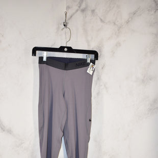 Primary Photo - BRAND: NIKE APPAREL STYLE: ATHLETIC PANTS COLOR: GREY SIZE: L SKU: 186-186167-27860
