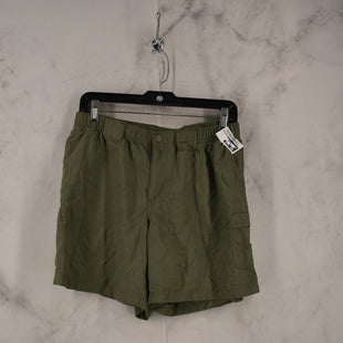 Primary Photo - BRAND: COLUMBIA STYLE: ATHLETIC SHORTS COLOR: OLIVE SIZE: M SKU: 186-186217-7301