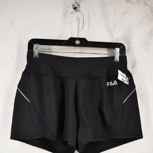 Primary Photo - BRAND: FILA STYLE: ATHLETIC SHORTS COLOR: BLACK SIZE: S SKU: 186-186217-5301