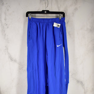 Primary Photo - BRAND: NIKE APPAREL STYLE: ATHLETIC PANTS COLOR: BLUE SIZE: M SKU: 186-186217-5448