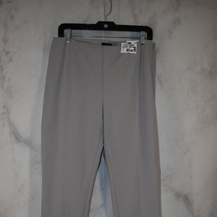 Primary Photo - BRAND: WHITE HOUSE BLACK MARKET STYLE: PANTS COLOR: GREY SIZE: 10 OTHER INFO: NEW! SKU: 186-186167-30081