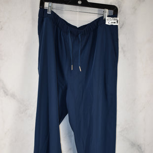 Primary Photo - BRAND:    CLOTHES MENTOR STYLE: ATHLETIC PANTS COLOR: NAVY SIZE: L SKU: 186-186106-11380