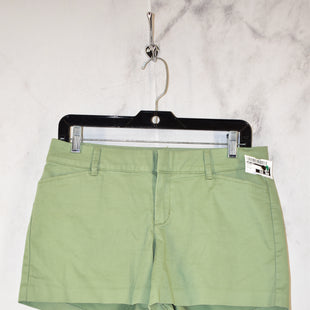 Primary Photo - BRAND: OLD NAVY STYLE: SHORTS COLOR: OLIVE SIZE: 0 SKU: 186-186213-8256
