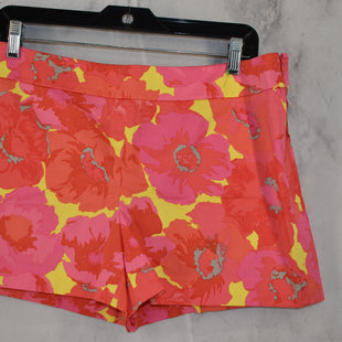 Primary Photo - BRAND: ANN TAYLOR LOFT STYLE: SHORTS COLOR: FLORAL SIZE: 6 SKU: 186-186106-11976