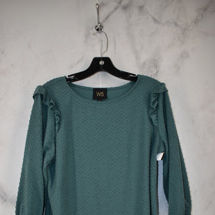Primary Photo - BRAND: W5 STYLE: TOP LONG SLEEVE COLOR: GREEN SIZE: M SKU: 186-186167-30102