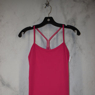 Primary Photo - BRAND: LULULEMON STYLE: ATHLETIC TANK TOP COLOR: PINK SKU: 186-186167-30088
