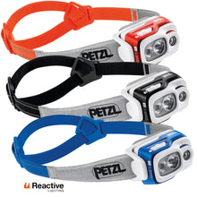 Load image into Gallery viewer, Petzl Swift RL Black
