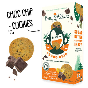 Albert Choco Chip Cookies