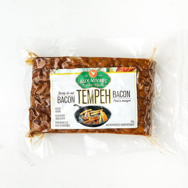 Tempeh Fumé à L'Érable (2-4 portions)