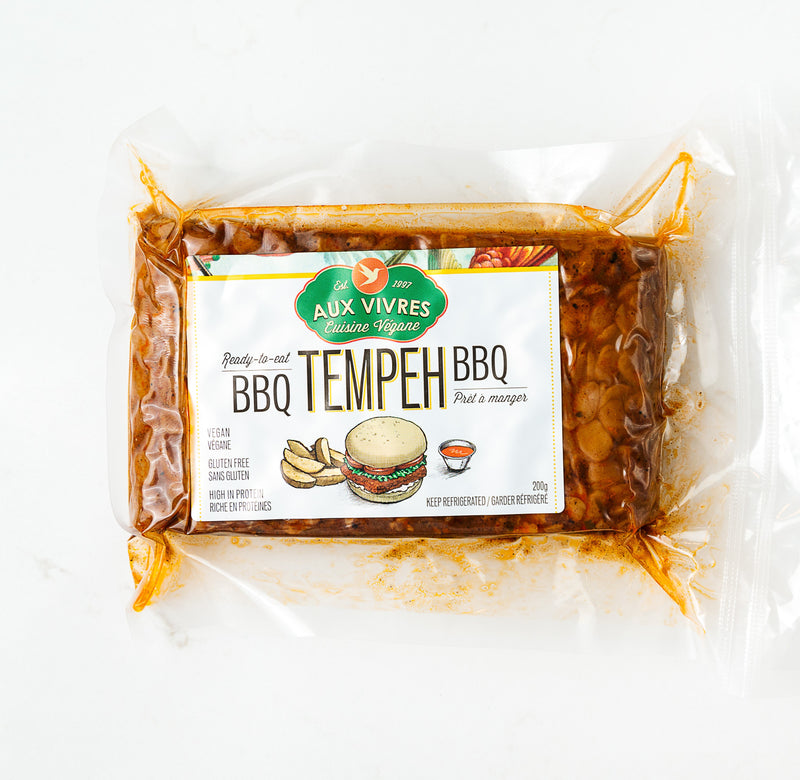 Tempeh BBQ (2-4 portions)