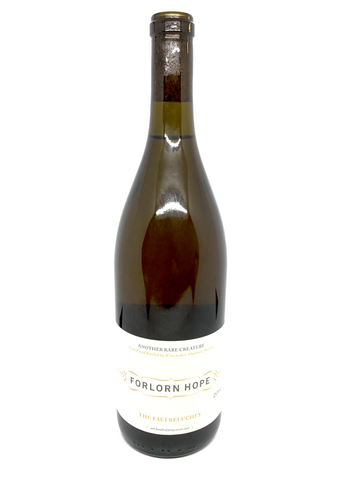 Forlorn Hope, 'The Faufreluches', Gewürztraminer, Hill Vineyard, Russian River Valley, 2014