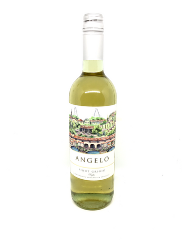 Accent On Wine, 'Angelo', Pinot Grigio, Puglia, Italy, 2016