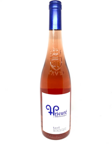 Prieure de Montezargues, Rosé, Tavel, Rhône Valley, France, 2018