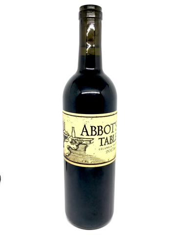 Owen Roe, 'Abbot's Table', Sangiovese / Zinfandel / Malbec / Blaufrankisch, Columbia Valley, Washington, 2017