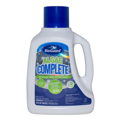 Bio Guard Algae Complete 72 oz
