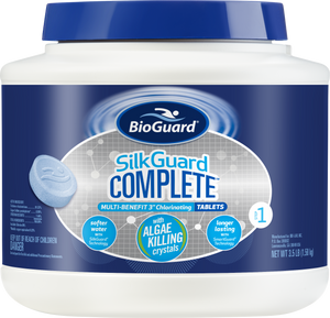 Silk Guard Complete 3 inch Tablets