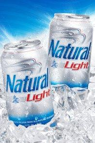 Natural Light Cans