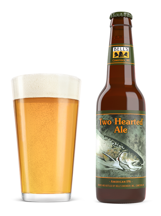 Bell's Two Hearted Ale Bottles