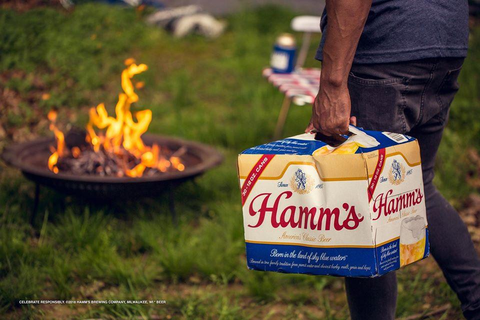 Hamm's American Classic Beer
