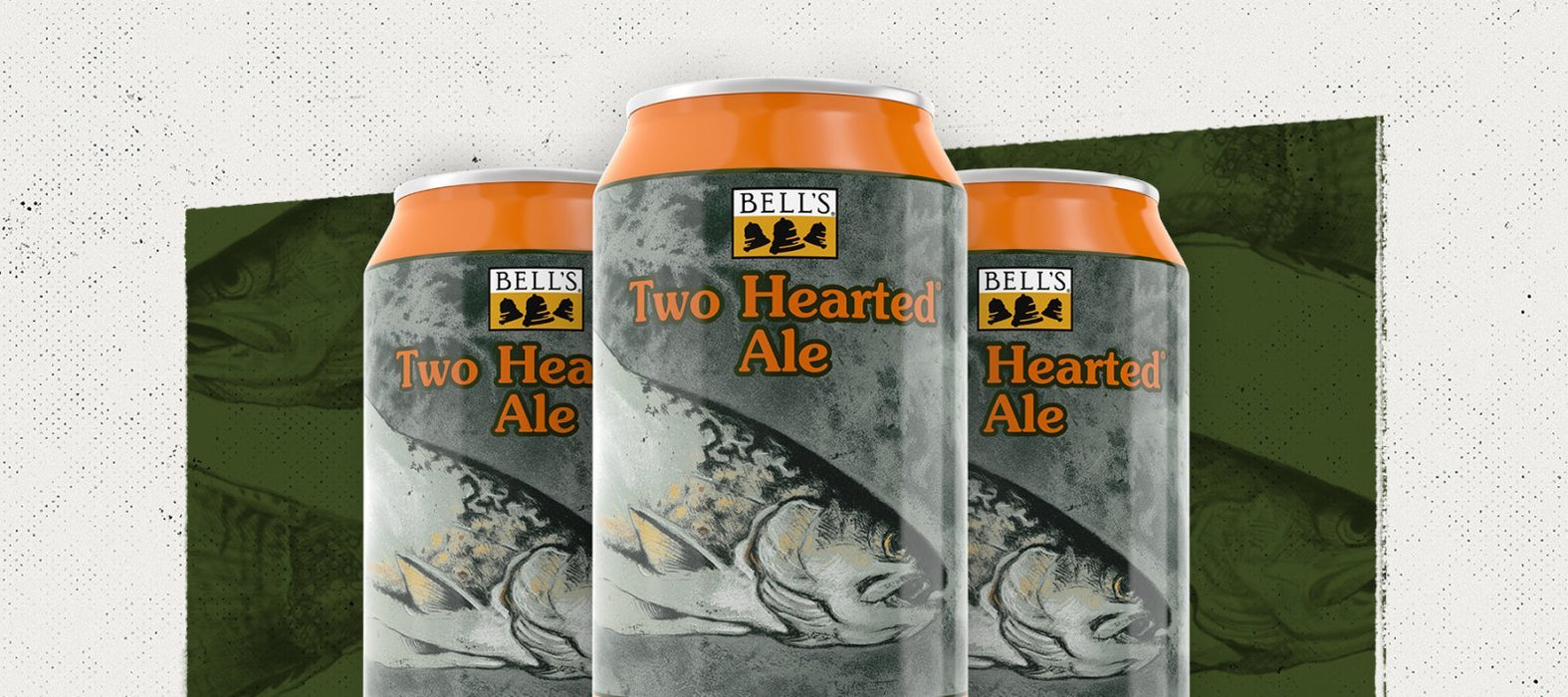 Bell's Two Hearted Ale Cans