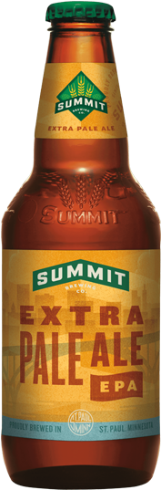 Summit Extra Pale Ale Bottles