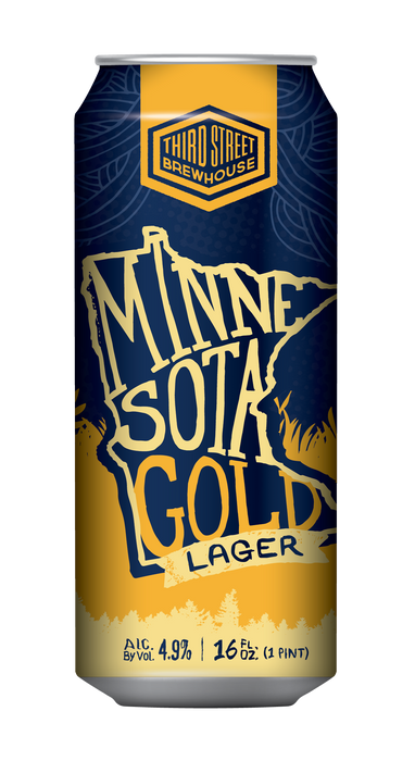 Third Street Minnesota Gold Lager
