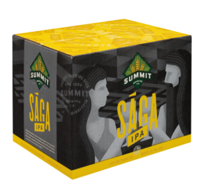 Summit Saga IPA Cans