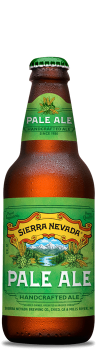 Sierra Nevada Pale Ale Bottles