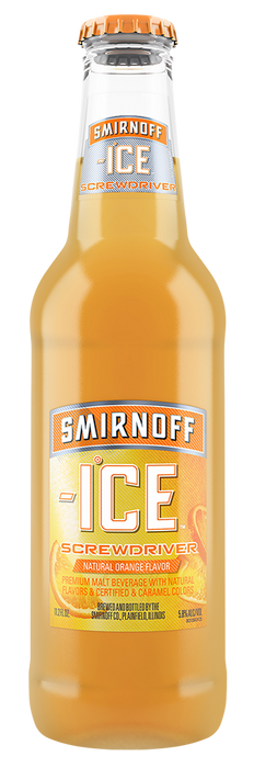 Smirnoff Ice Screwdriver