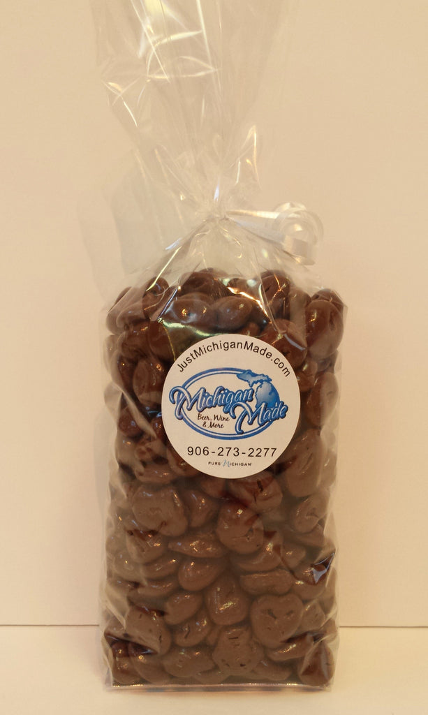 Milk Chocolate Covered Dried Michigan Cherries