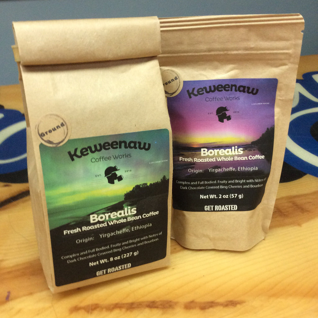 Keweenaw Coffee Works Coffee