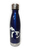 Blue Stainless Steel Insulated Great Lakes Bottle