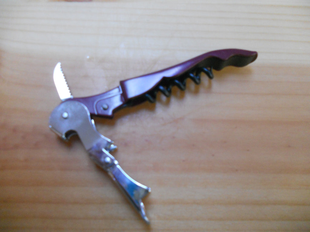 Oenophilia Cork Screw