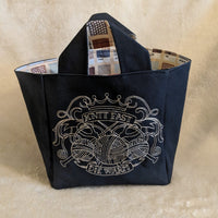 SMMS Grab & Go Tote - Knit Fast Die Warm