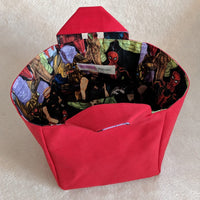 Grab & Go Pin Tote - Infinity War