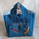 SMMS Grab & Go Tote - Allons-y