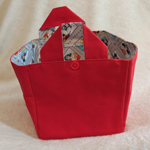 Grab & Go Pin Tote - DC Ladies