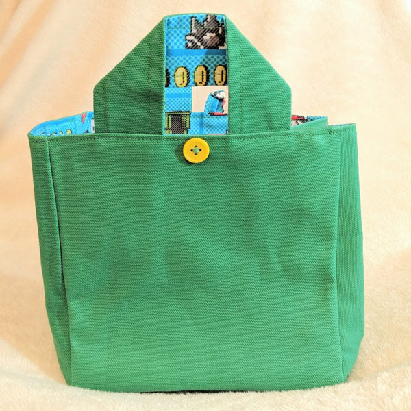 Grab & Go Pin Tote - Mario Bros