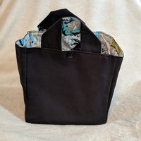 Grab & Go Pin Tote - Black Widow