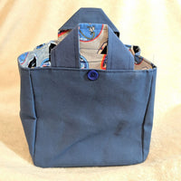 Grab & Go Pin Tote - Mission Patch