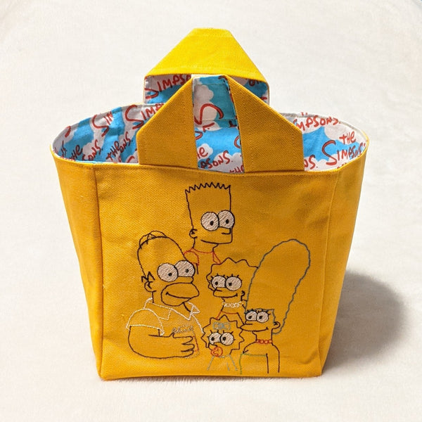 SMMS Grab & Go Tote - Simpsons