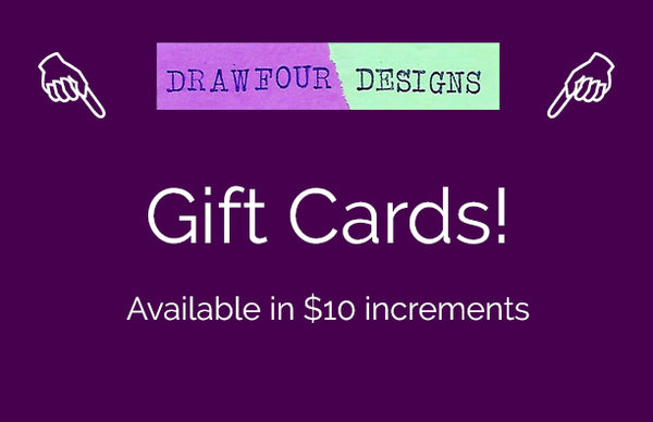 DrawFour Gift Card