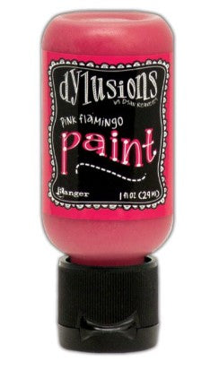 Dylusions Paint - Pink Flamingo by Ranger