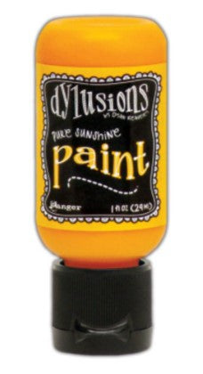 Dylusions Paint - Pure Sunshine by Ranger
