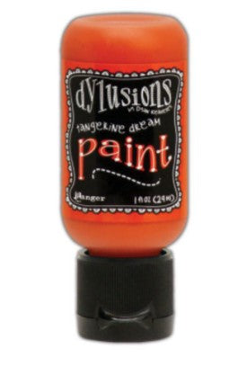 Dylusions Paint - Tangerine Dream by Ranger