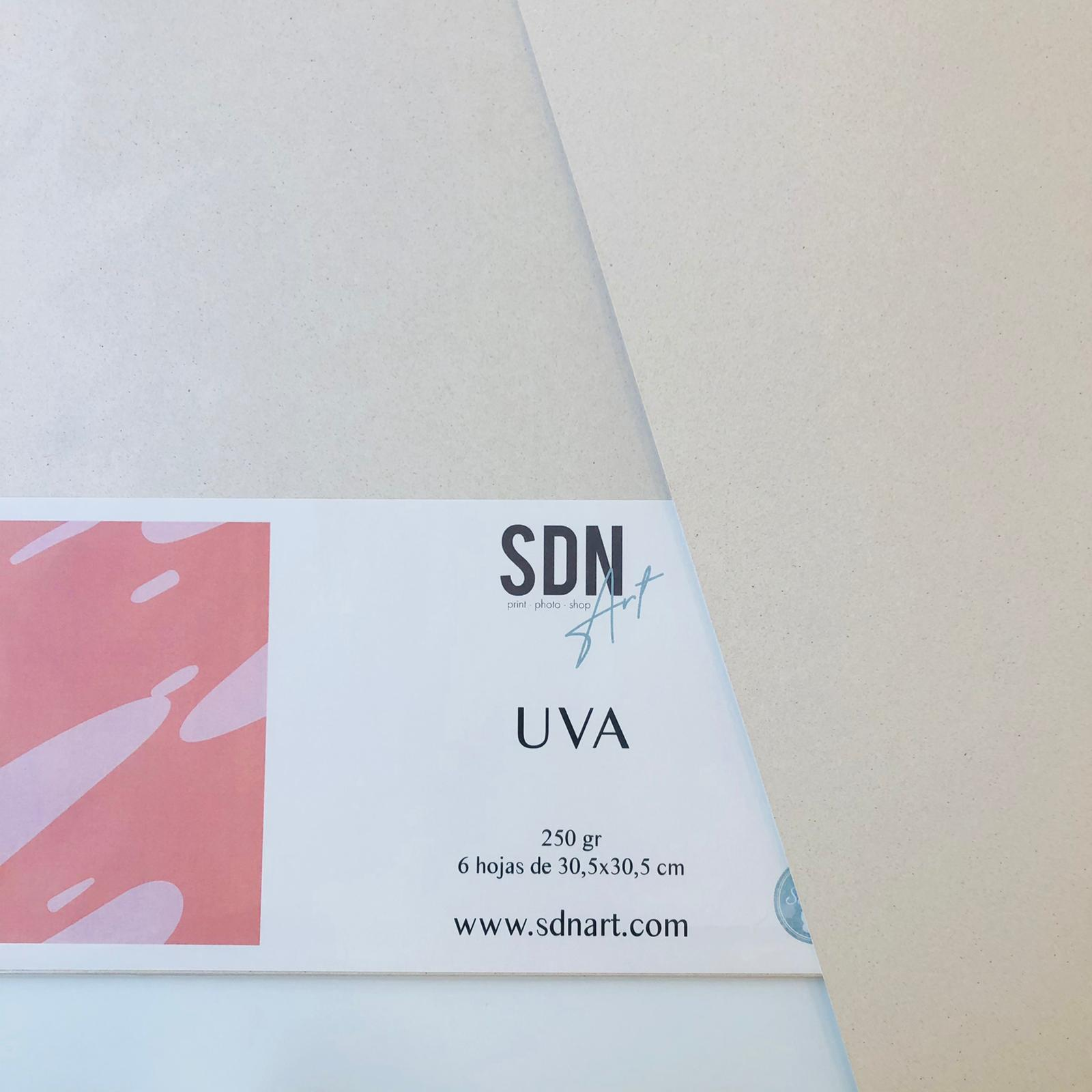 PACK Papel Uva (6 unidades) By SDN