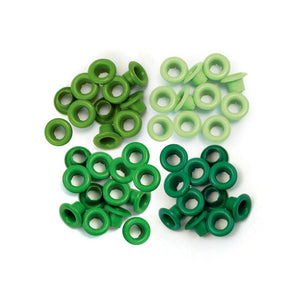 Pack Eyelets Verdes By We R Memory Keepers