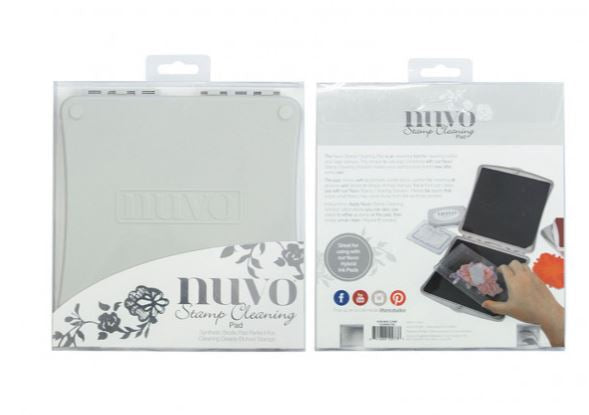 Stamp cleaning pad - NUVO