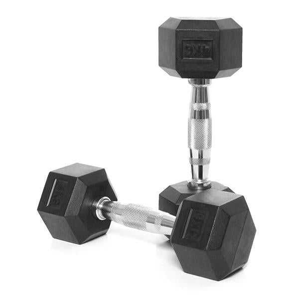 2 x 4kg dumbbells- 14 Day Hotel Quarantine