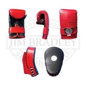 BOXING GLOVES & FOCUS PADS